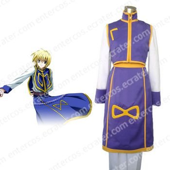 Hunter X Hunter Kurapika Cosplay Costume any size