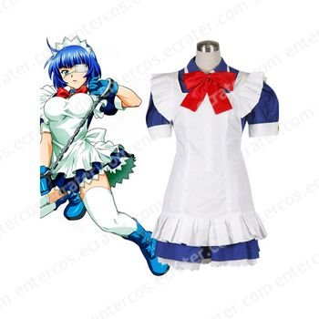 Battle Vixens Cosplay Costume  any size