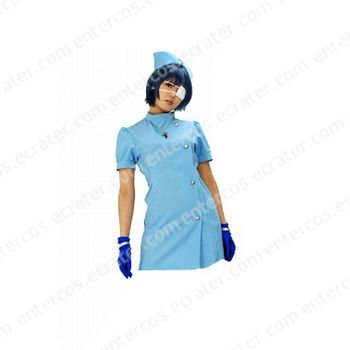 Battle Vixens Ikkit�sen Shimei Ryomou Cosplay Costume   any size