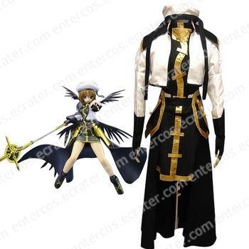 Magical Girl Lyrical Nanoha Hayate Yagami Cosplay Costume  any size