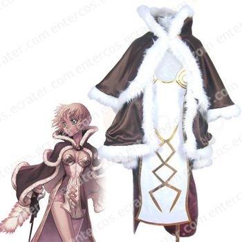 Ragnarok High Wiz Cosplay Costume any size