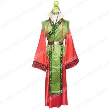 Sangokushi Taisen Cosplay Costume  any size