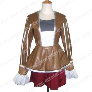 Shine Tears X Wind Cosplay Costume  any size