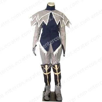 Shining Tears X Wind Kaito Kiriya Cosplay Costume any size