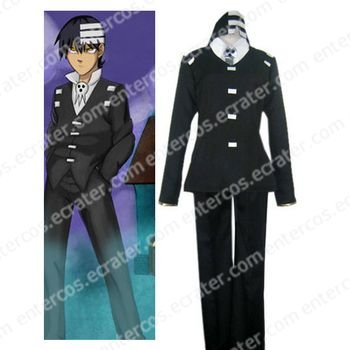 Soul Eater Death the Kid Cosplay Costume   any size