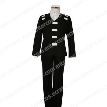 Soul Eater Death the Kid Csoplay Costume   any size