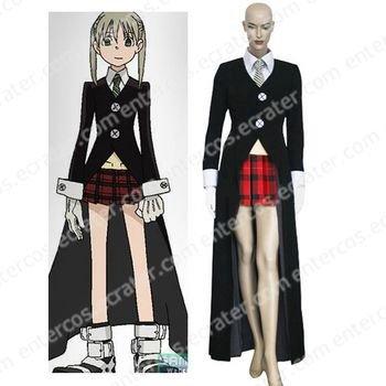 Soul Eater Maka Albarn Cosplay Costume  any size