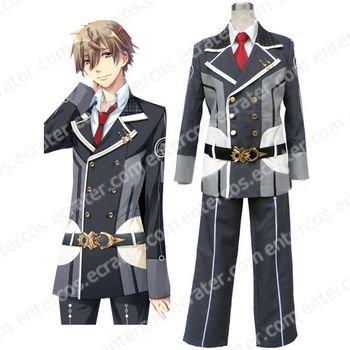 Starry�Sky Seigatsu Academy Male Uniform Cosplay Costume  any size