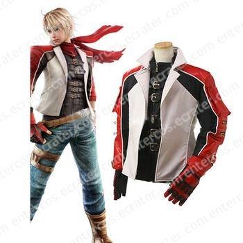 Tekken 6 Leo Cosplay Costume  any size