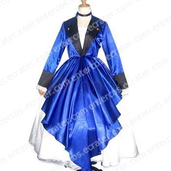 Chobits Chii Lolita Cosplay Costume  any size