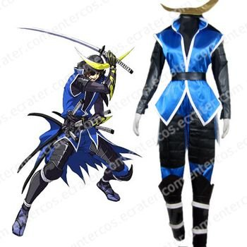 Devil Kings Date Masamune Cosplay Costume any size