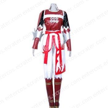 Sengoku Basara2 Samurai Sanada Yukimura Scorpio Cosplay Costume    any size