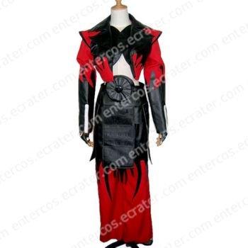 Sengoku Basara 2 Sanada Yukimura Halloween Cosplay Costume  any size