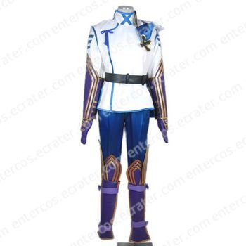 Sengoku Basara II Takenaka Hanbei Cosplay Costume any size