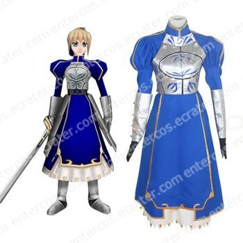 Fate Stay Night Halloween Cosplay Costume any size
