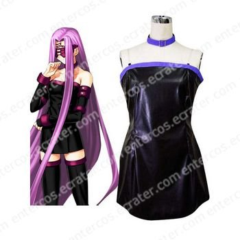 Fatestay night Rider Halloween Cosplay Costume any size