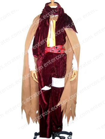 Anime Cosplay Costume Uniform any size