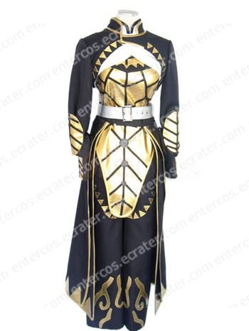 Suikoden The Queen Knight Cosplay Costume any size