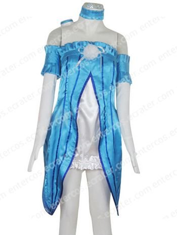 Tales of the Abyss Natalia Luzu Cosplay Costume any size