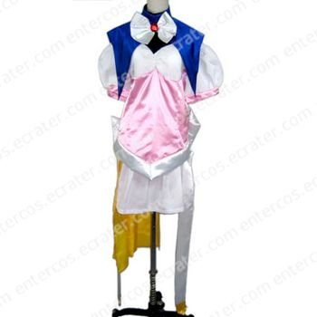 Anime Cosplay Costume 5 any size