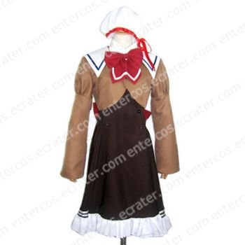 Anime Cosplay Costume 15 any size
