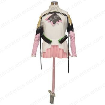 Ar tonelico Melody of Elemia Aurica Nestmile Cosplay Costume any size
