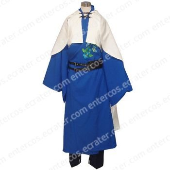 Brave 10 Date Masamune Cosplay Costume any size