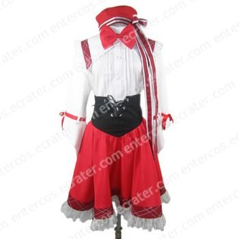Duel Maid Cosplay Costume any size