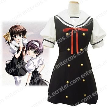 Ef-A Fairy Tale Of The Two Cosplay Costume any size