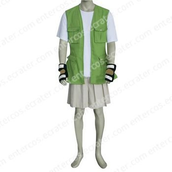 Get Backers Amano Ginji Cosplay Costume  any size