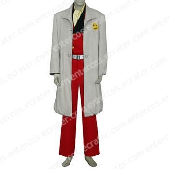 Irresponsible Captain Tylor Cosplay Costume any size