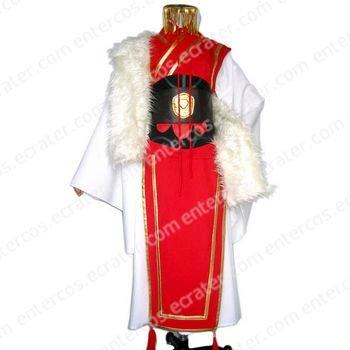 Koutetsu Sangokushi Sun Quan Cosplay Costume any size