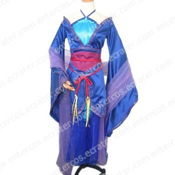 Liu Mengli The Legend of Sword and Fairy Cosplay Costume any size