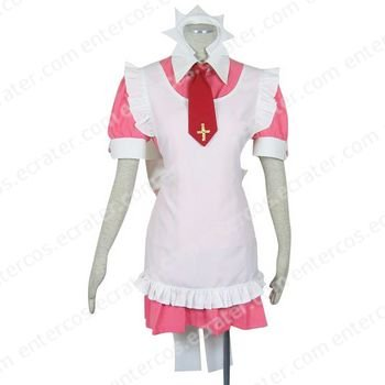 Maid Cosplay Costume  3 any size
