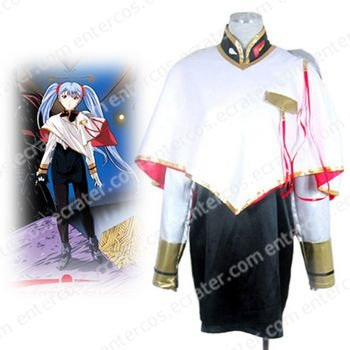 Martian Successor Nadesico Captain Cosplay Costume  1  any size
