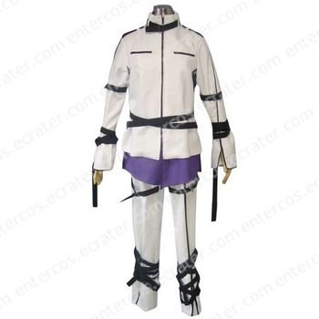 Monochrome Factor Kou Cosplay Costume any size