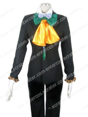 Pop'n Music Vilhelm Cosplay Costume  any size