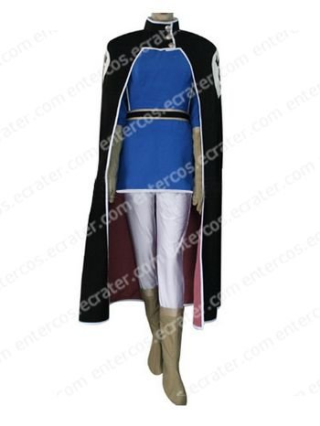 Scrapped Princess Raquel Casull Cosplay Costume any size