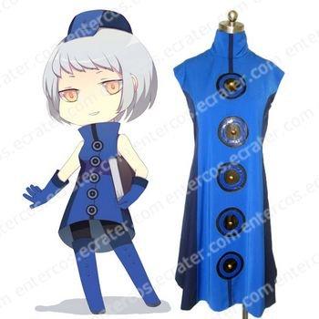 Shin Megami Tensei Elizabeth Cosplay Costume any size