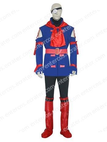 Skies of Arcadia Vyse Cosplay Costume any size