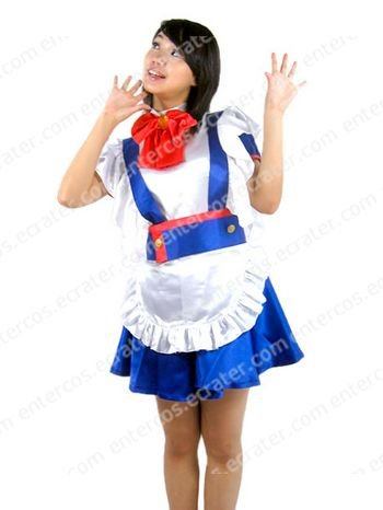 Steel Angle Cosplay Costumes any size