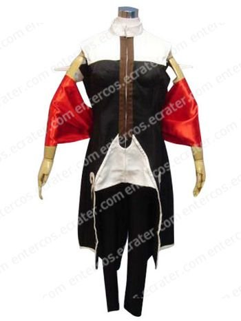 Tales of Destiny Cosplay Costume any size