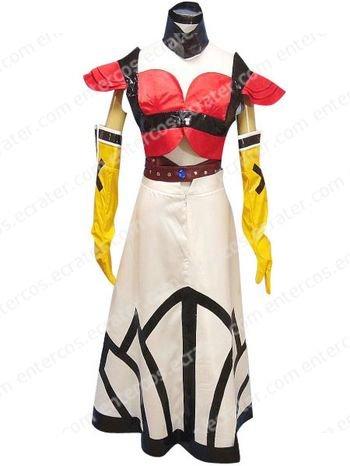 Tales of Destiny Nanaly Fletch Cosplay Costume any size