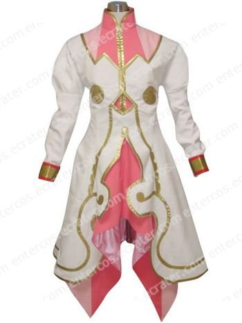 Tales of Vesperia Estellise Sidos Heurassein Cosplay Costumeany size