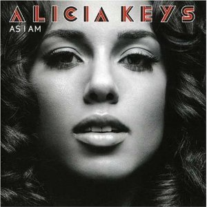 ALICIA KEYS  AS I AM  CD 2007