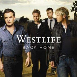 WESTLIFE  BACK HOME  CD 2007