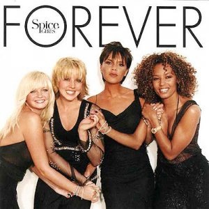 SPICE GIRLS  FOREVER  CD 2000