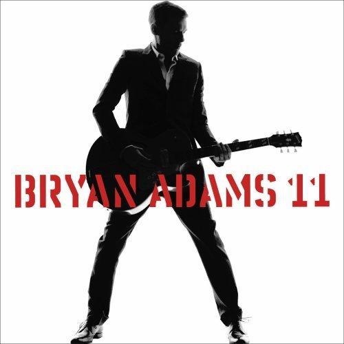 BRYAN ADAMS 11  BRYAN ADAMS CD 2008