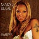 MARY J BLIGE  SOUL IS FOREVER  CD 2008
