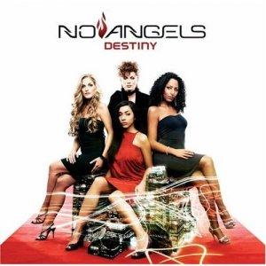 NO ANGLES  DESTINY  CD 2007